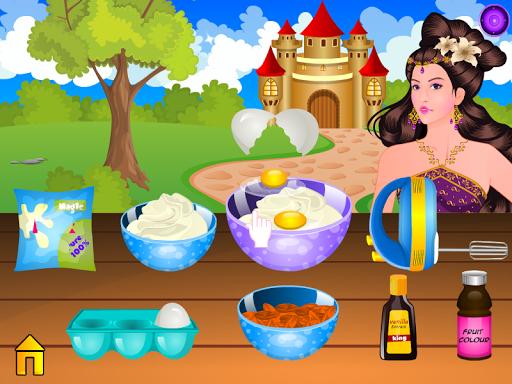 Princess birthday cake For PC Windows (7, 8, 10, 10X) & Mac Computer Image Number- 6