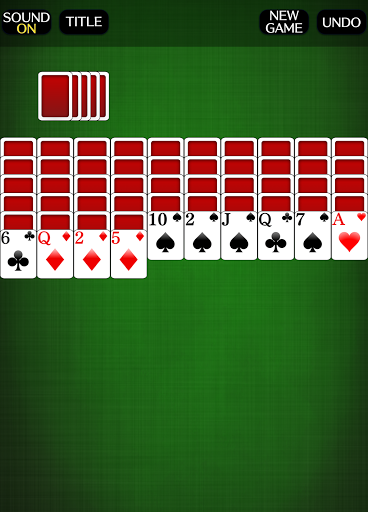 Spider Solitaire [card game] screenshots 4