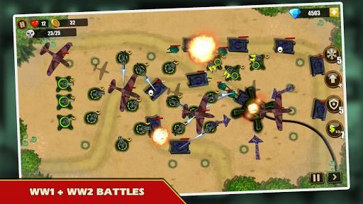 Tower Defense: Toy War  screenshots 3