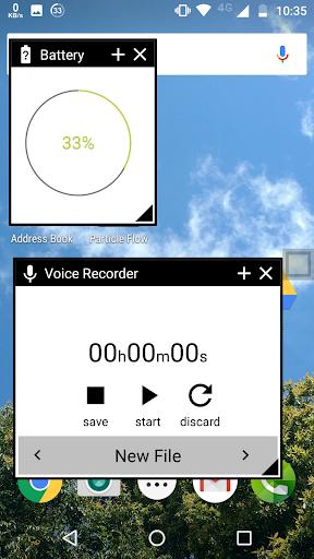 Floating apps - Multitasking 1.11 Screenshots 5