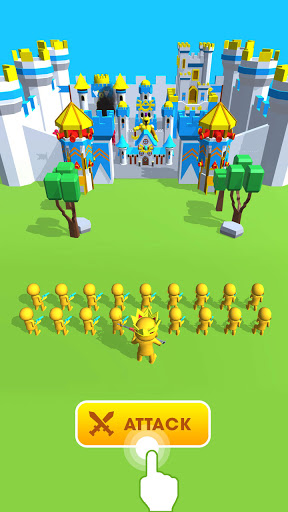 Gun clash 3D: Chiu1ebfn u0111u1ea5u vu1edbi bu1ea1n bu00e8 1.0.4 screenshots 3