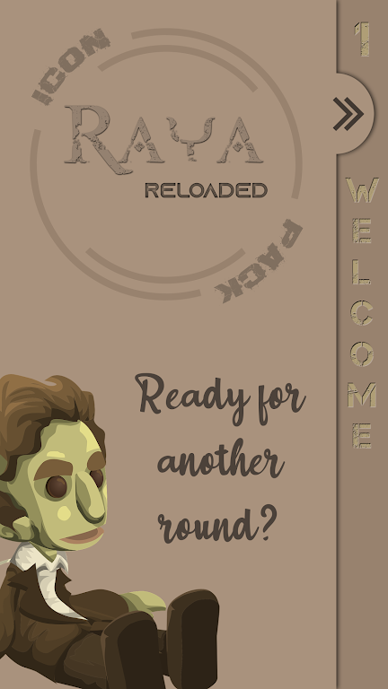 Raya Reloaded Icon Pack  poster 0