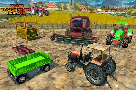 Canada' s Mega Organic Tractor Farming SIM 2019 Apk Download 5