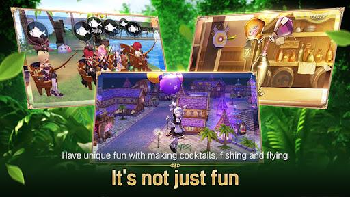 Ragnarok Origin: Fantasy Open World Online MMORPG Varies with device screenshots 22