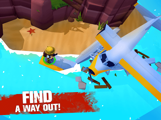 Grand Survival - Ocean Raft Adventure screenshots 7