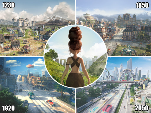 Forge of Empires: Build your City goodtube screenshots 1