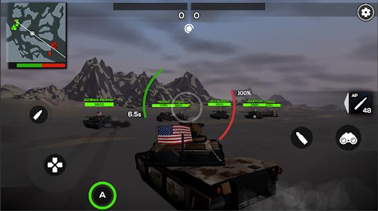 Poly Tank 2: Battle Sandbox Mod Apk (Free Shopping) 6