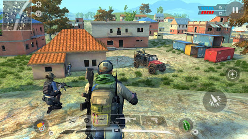 Commando Adventure Assassin: Free Games Offline 1.51 Screenshots 12