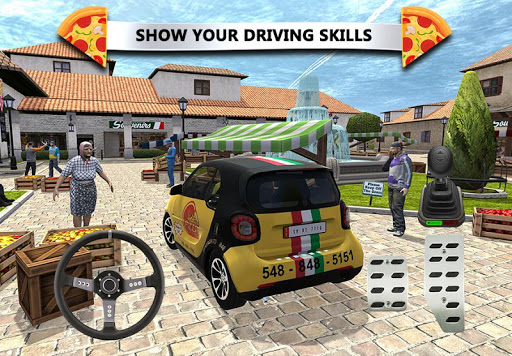 Pizza Delivery: Driving Simulator 1.6 screenshots 1