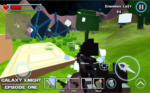 Galaxy Knight Episode One screenshots 12