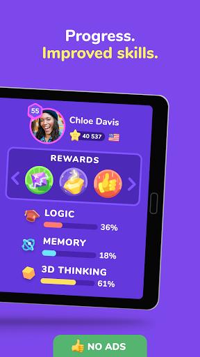 Logic Like: Brain Training Game. Puzzles & Riddles  screenshots 15