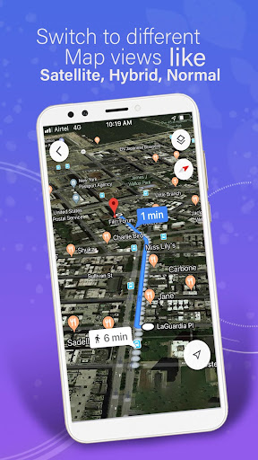 GPS, Maps, Voice Navigation & Directions 11.15 Screenshots 5