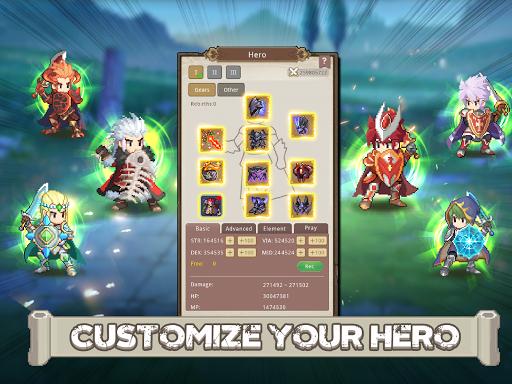 Little Hero: Idle RPG screenshots 8