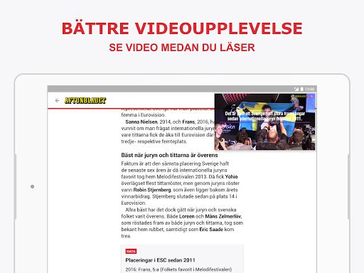 Aftonbladet Nyheter 4.30.1 Screenshots 14