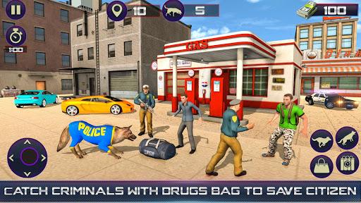 Us Police Dog Duty Simulator 1.7 screenshots 4