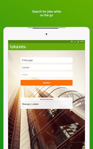 Totaljobs - Search for the top UK jobs online apktram screenshots 6