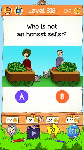 Braindom 2: Who is Lying? Fun Brain Teaser Riddles  screenshots 1