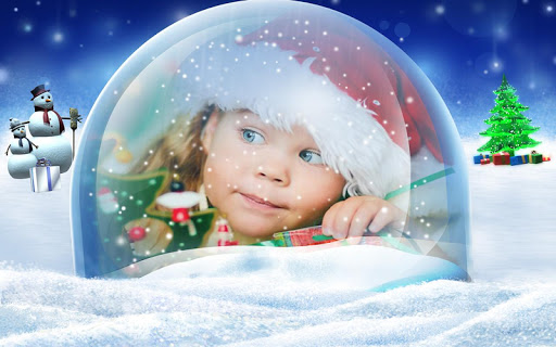 Christmas Photo Frames For PC Windows (7, 8, 10, 10X) & Mac Computer Image Number- 10