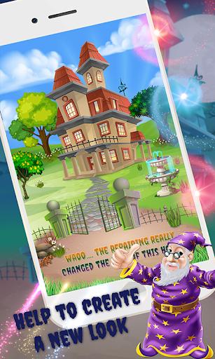 Haunted House Repair apkpoly screenshots 7
