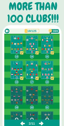Guess The Football Team - Football Quiz 2022 1.22 screenshots 3