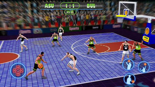 PRO Basketball Games: Dunk n Hoop Superstar Match screenshots 2