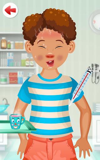 Doctor Game - Kids game ud83dudc68ud83cudffbu200du2695ufe0f ud83cudfe5ud83dudc69ud83cudffbu200du2695ufe0f  screenshots 1