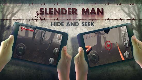 Slenderman Hide & Seek: Online Battle Arena 3 screenshots 1