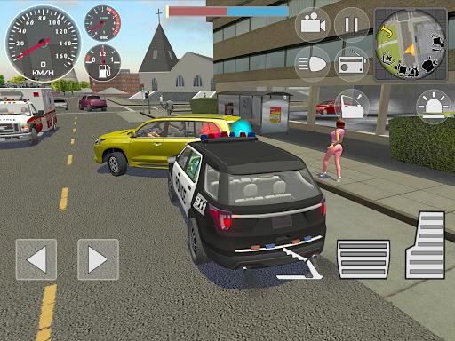 Police Cop Simulator. Gang War  Screenshots 8