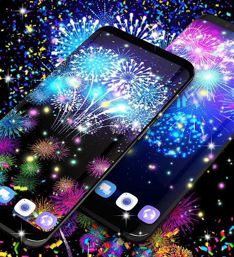 Happy new year 2021 live wallpaper 16.6 Screenshots 8