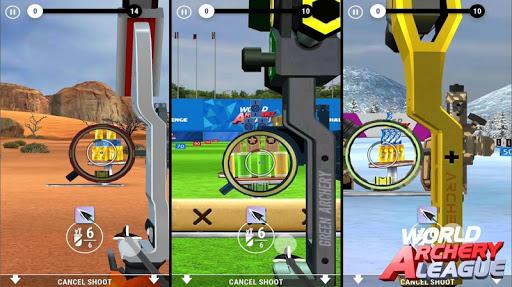 world archery league screenshot 2