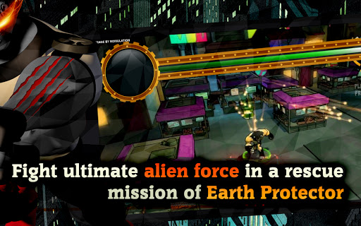 Earth Protector: Rescue Mission 5 6.0 Screenshots 1