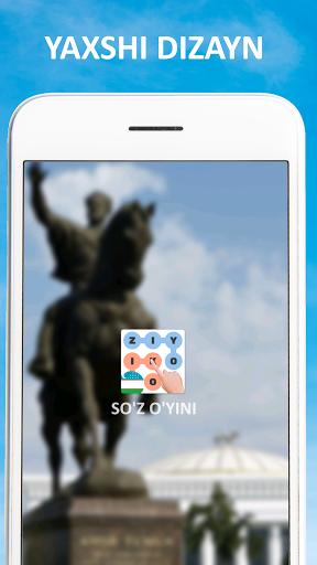 So'zni top. O'zbekcha o'yin 1.33.9z Screenshots 4