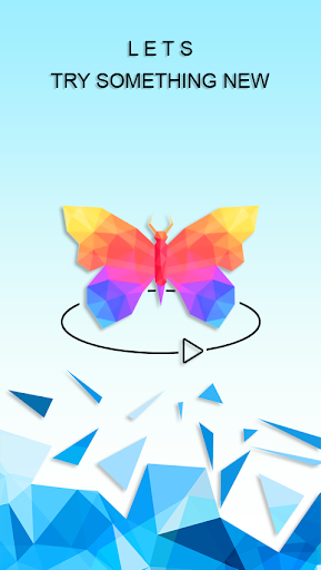 Code Triche Polyroly - 3D Poly Sphere Puzzle (Astuce) APK MOD screenshots 1