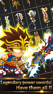 +9 God Blessing Knight – Cash Knight Mod Apk 2.16 (Unlimited Gold) 2