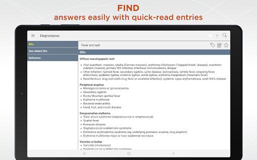 Diagnosaurus DDx 2.7.80 Screenshots 7
