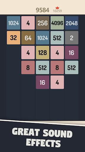 2048 Merge Numbers apkpoly screenshots 4