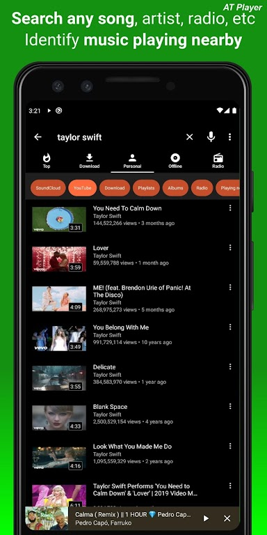 Free Music Downloader Download MP3. YouTube Player  poster 4