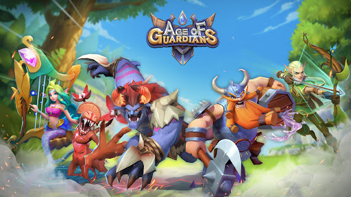 Age of Guardians - New RPG Idle Arena Heroes Games 1.0 screenshots 1
