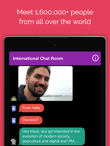 Anonymous Chat Rooms, Dating App 7.015 Screenshots 8