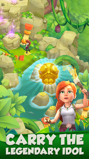 Temple Run: Treasure Hunters  screenshots 4