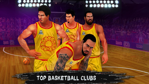 PRO Basketball Games: Dunk n Hoop Superstar Match screenshots 4