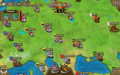 European War 5:Empire - Civilization Strategy Game  screenshots 14