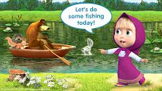 マーシャとクマ:子供のためのゲームのおすすめ画像3