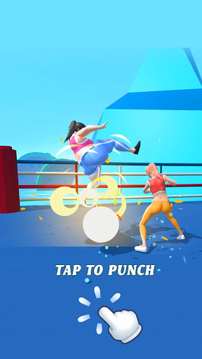 Body Boxing Race 3D  screenshots 6