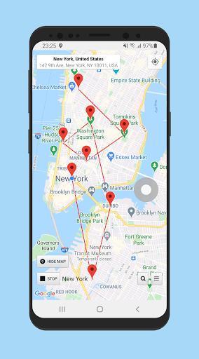 Location Changer (Fake GPS Location with Joystick)  screenshots 1