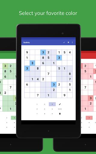 Sudoku - Free & Offline 2.4.0 Screenshots 20