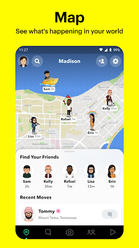 Snapchat apktram screenshots 7