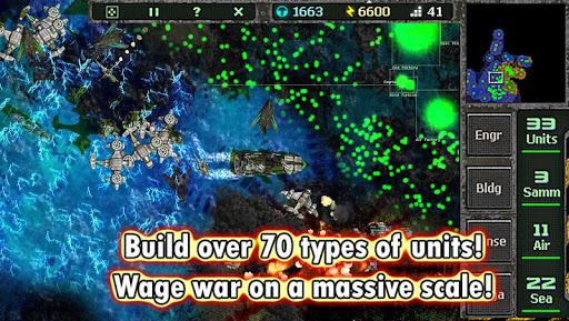 Land Air Sea Warfare RTS  screenshots 2