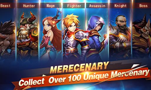 Brave Knight: Dragon Battle 1.4.3 Screenshots 10