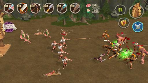 Trojan War: Rise of the legendary Sparta screenshots 4